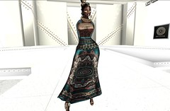 MISS COLOUR OF COUTURE 2ND RUNWAY