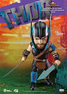 野獸國 Egg Attack Action 系列【角鬥士索爾】雷神索爾3:諸神黃昏 Gladiator Thor EAA-053