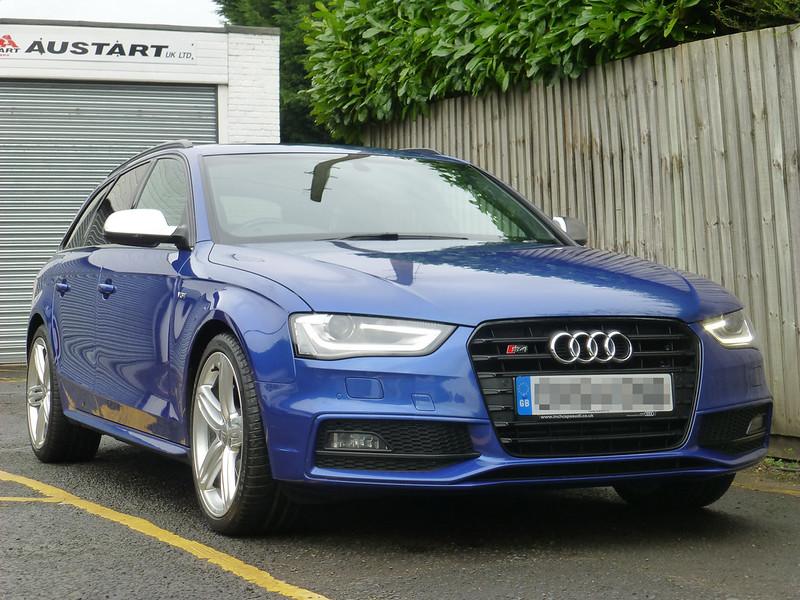 2014 Audi S4 Avant Black Edition - £26990
