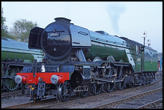 The Flying Scotsman And Tornado Timeline Event 5
