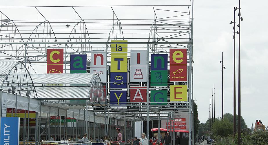 Bezienswaardigheden Nantes, Frankrijk. Île de Nantes: la cantine du voyage | Mooistestedentrips.nl