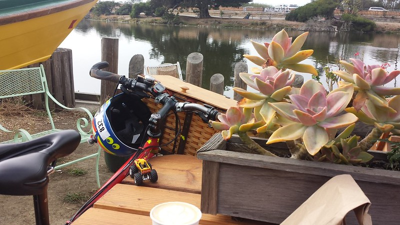 Coffeeneuring #3: Waterside Workshop Cafe
