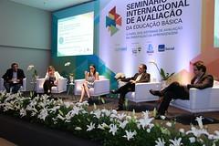 10.10.2017 Seminário Internacional de Avaliação, em Recife - Tarde
