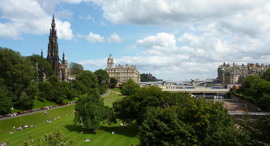 Stedentrip Edinburgh in top 5 lijstjes | Mooistestedentrips.nl
