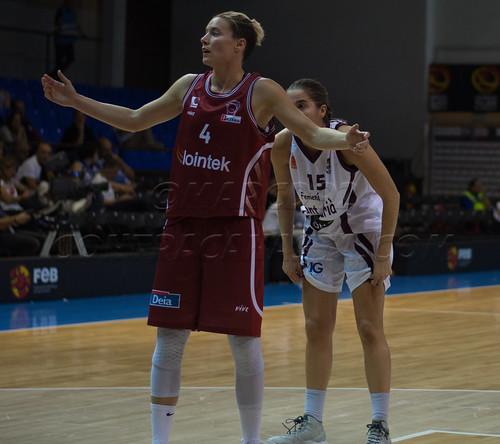 Gernika Bizkaia Femení Sant Adriá Open Day Liga DIA