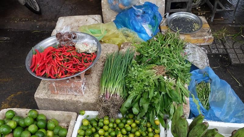 Chili y cilantro, mis mejores amigos en este viaje (#no)