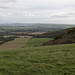 SDW: twrds Ditchling Beacon from Chanctonbury Ring