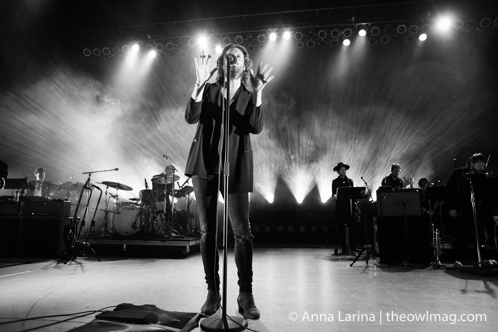 Father John Misty @ Greek Theater LA 101317 025