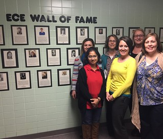Early Childhood Wall of Fame