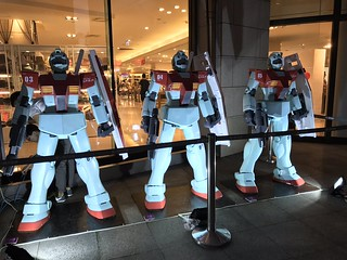 Gundam Docks Taiwan 2017