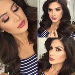 Lo que me gusta de ella: la seguridad que proyecta. Jocelyn Mieles, Miss International Ecuador 2017.