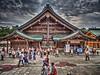 Photo:拝殿の横 I By jun560