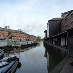 Valley Cruises Coventry Canal - Coventry Canal Basin - Canal Warehouses