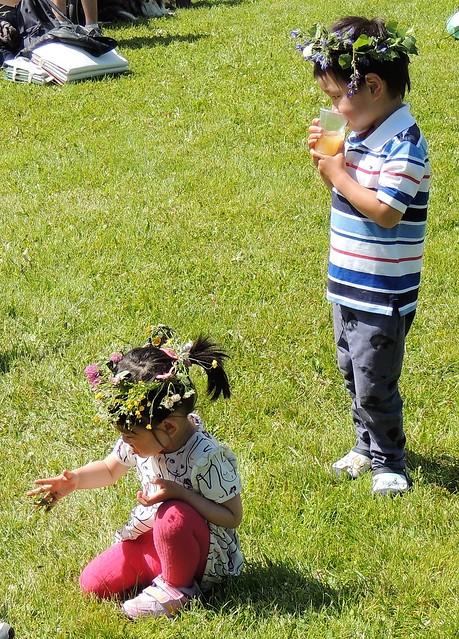 Midsummer children