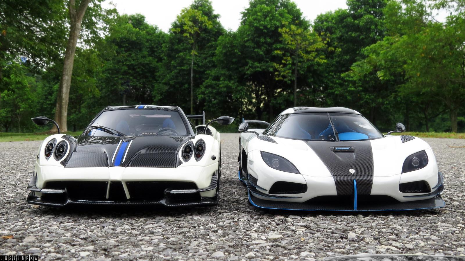 pagani huayra bc / koenigsegg agera rs1 - dx exotics | sports cars