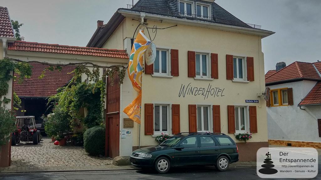 Winzerhotel Storr in Dautenheim