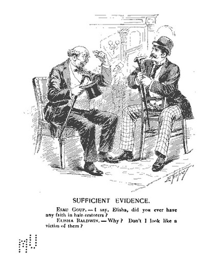 sufficient evidence (1889)