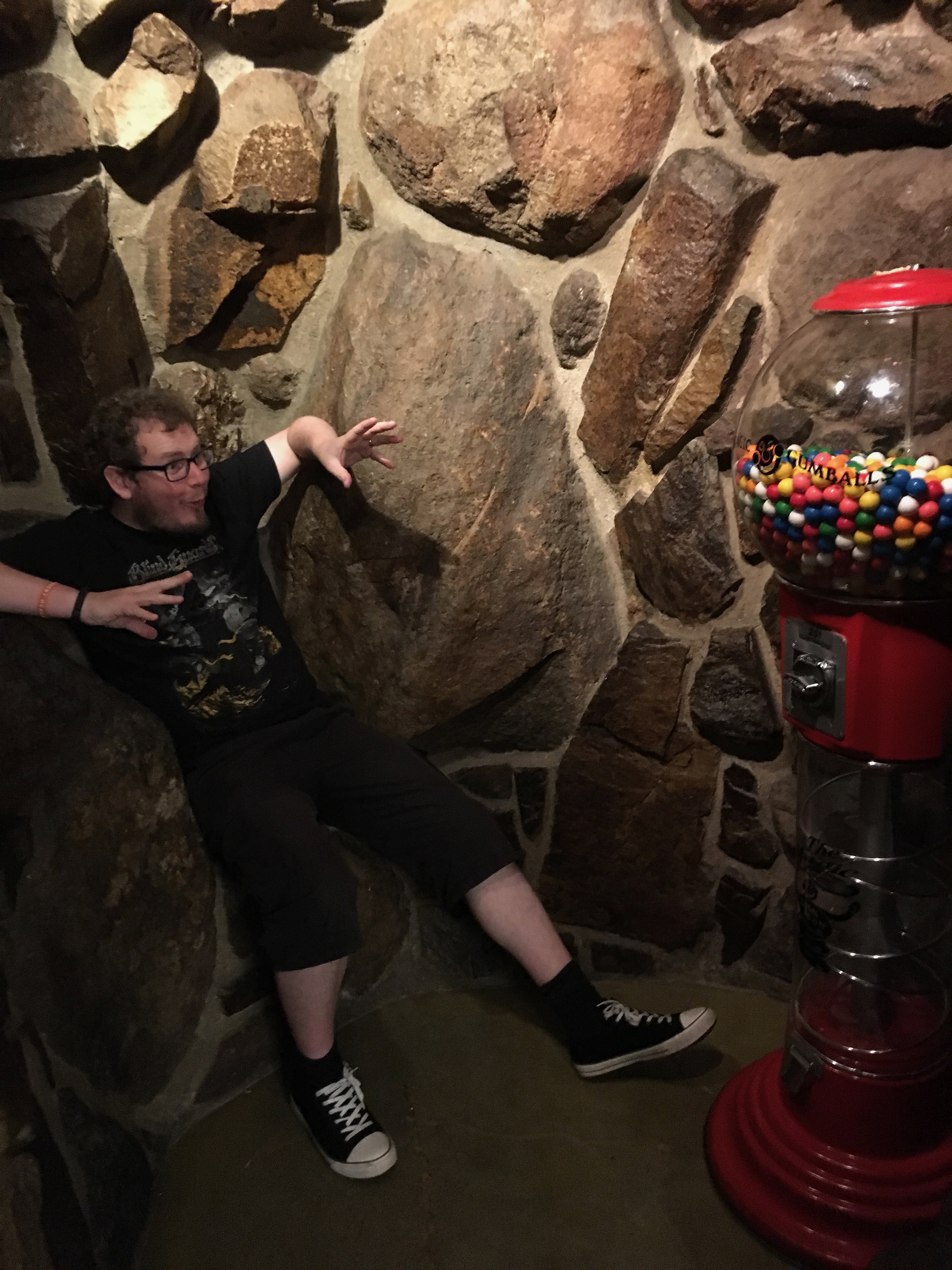 Madonna Inn - candy cavern
