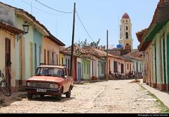 Old Town, Trinidad, Cuba