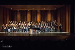 Gabi in School Choir