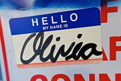 Olivia, New York, NY