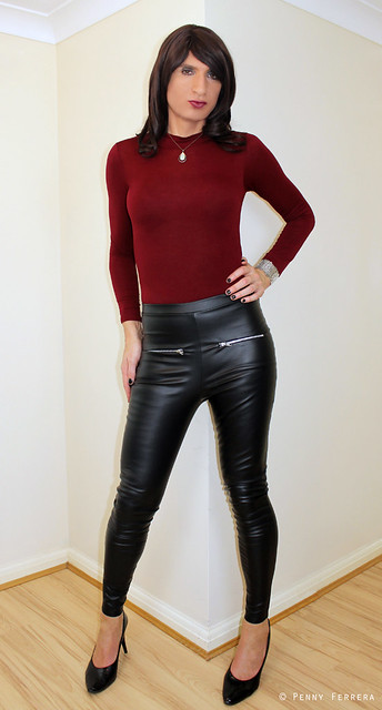 Tight trousers