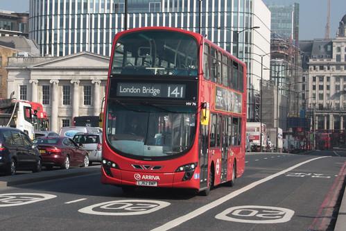 Arriva London HV76 LJ62BWP