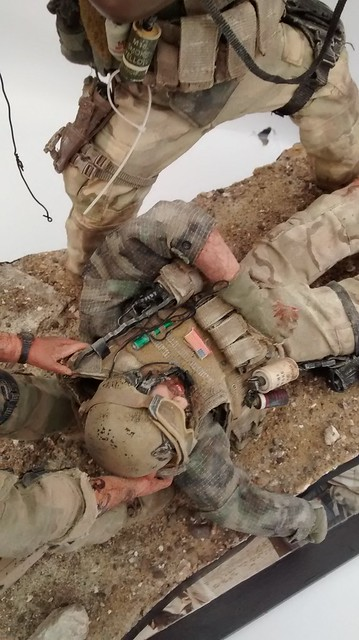 """""""Cover me Bro...!!!"""" US Green Berets in Iraq 2003 37766960302_4962277a3c_z"""