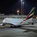 Emirates Airbus A380-861 A6-EOJ