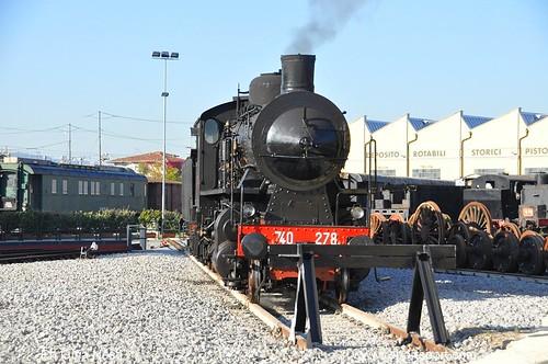 Pistoia Capitale del treno: l'inaugurazione
