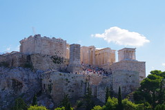 Greece - Athens - The Acropolis Complex
