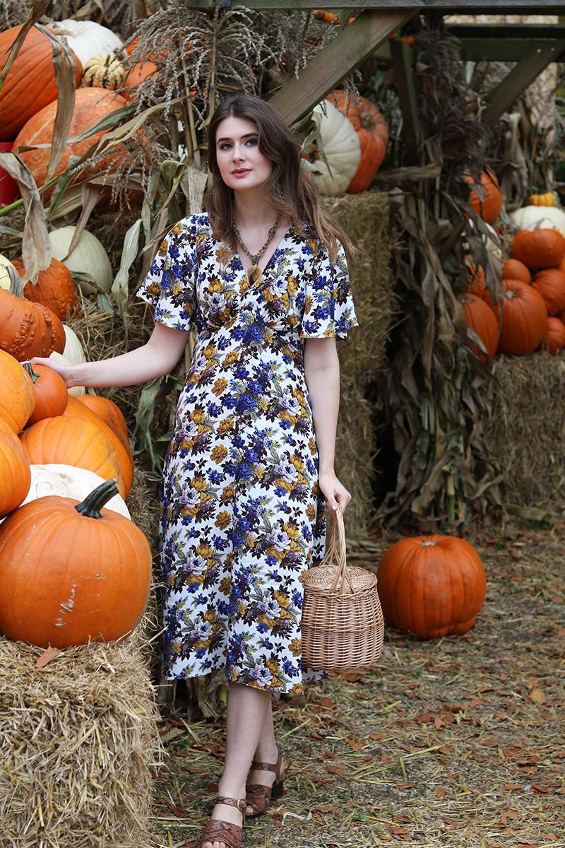 Adora Mehitabel Pumpkin Patch 5