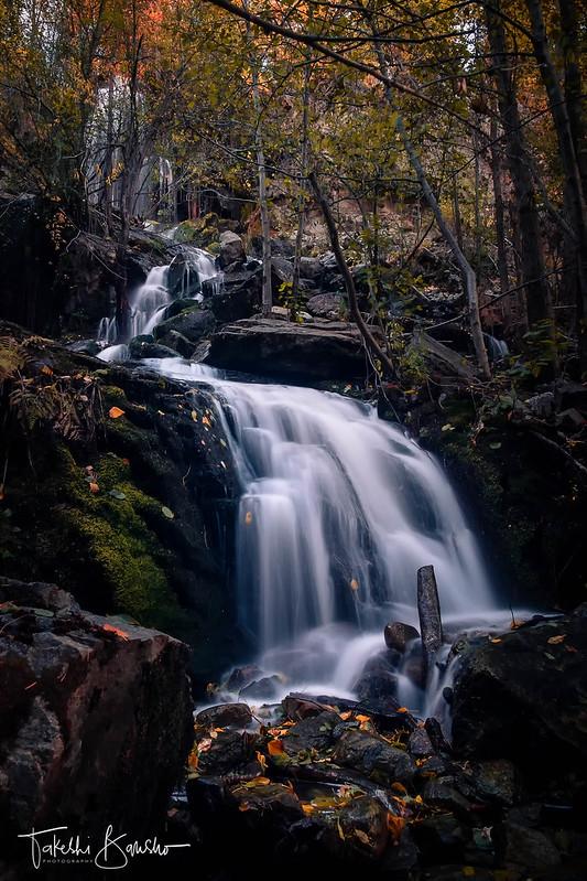 Naramata falls #3