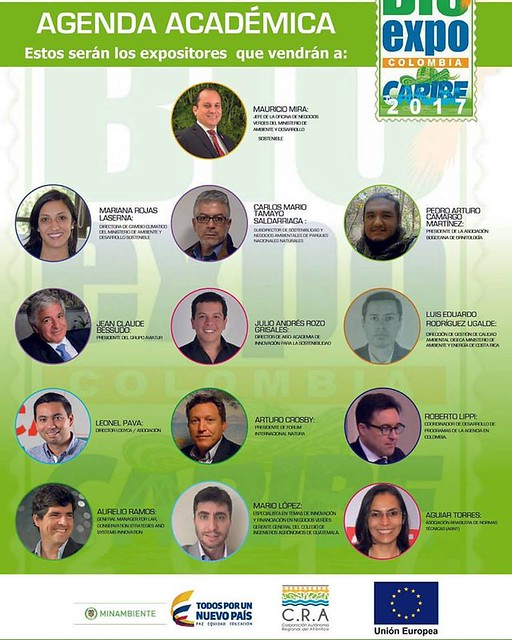 Negocios verdes del país se dan cita en Bioexpo Caribe 2017