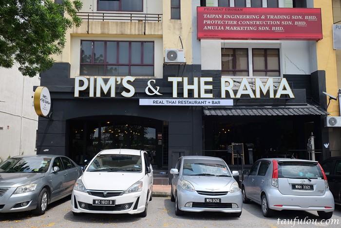 Pims & The Rama (1)