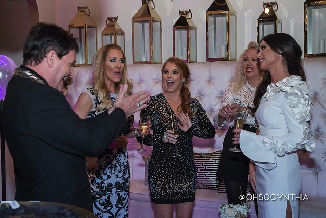 LeeAnne Locken and Rich Emberlin's Engagement Party