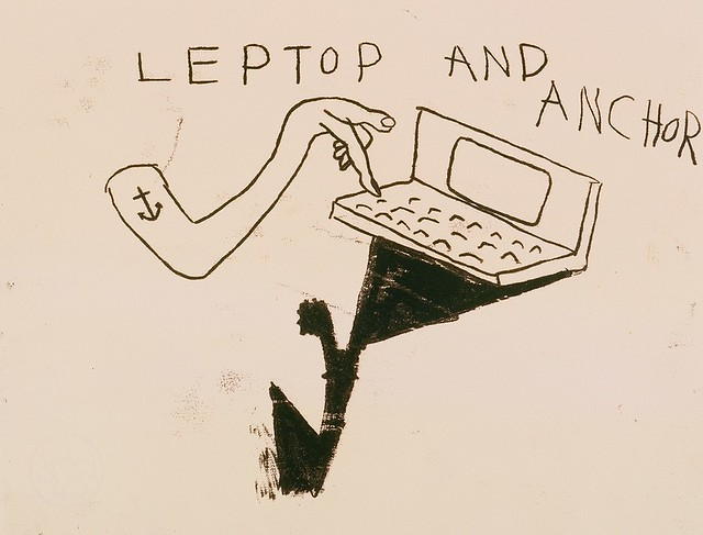 LEPTOP AND ANCHOR