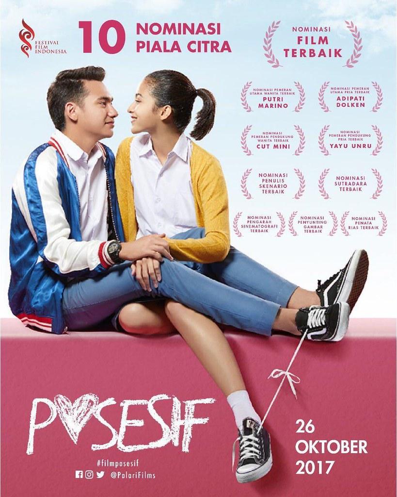 Poster Posesif
