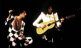 Queen live @ Richfield - 1977