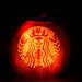 Scarebucks pumpkin