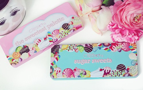 Beauty Creations Sweet collection palettes - Big or not to big (2)
