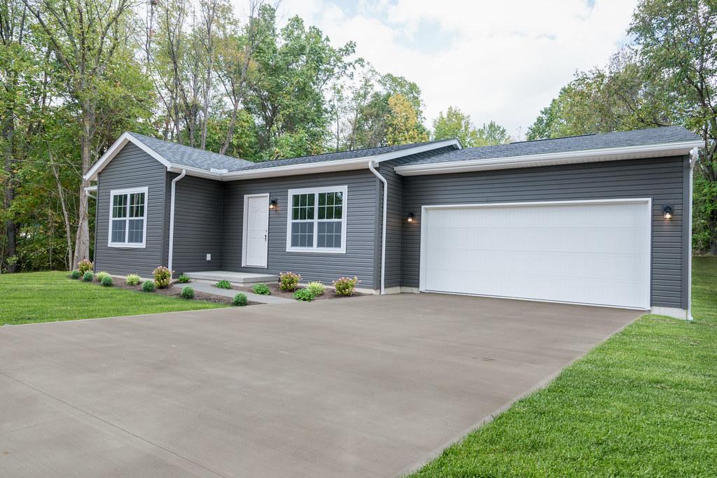 Wayne Homes Ranch Floor Plans: Bennington II Floor Plan: Ranch Custom Home