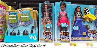 Opportunity to Win Entire Line of Fresh Dolls