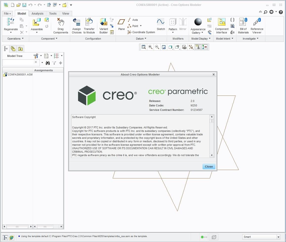Design with PTC Creo Parametric 2.0 M250 full crack