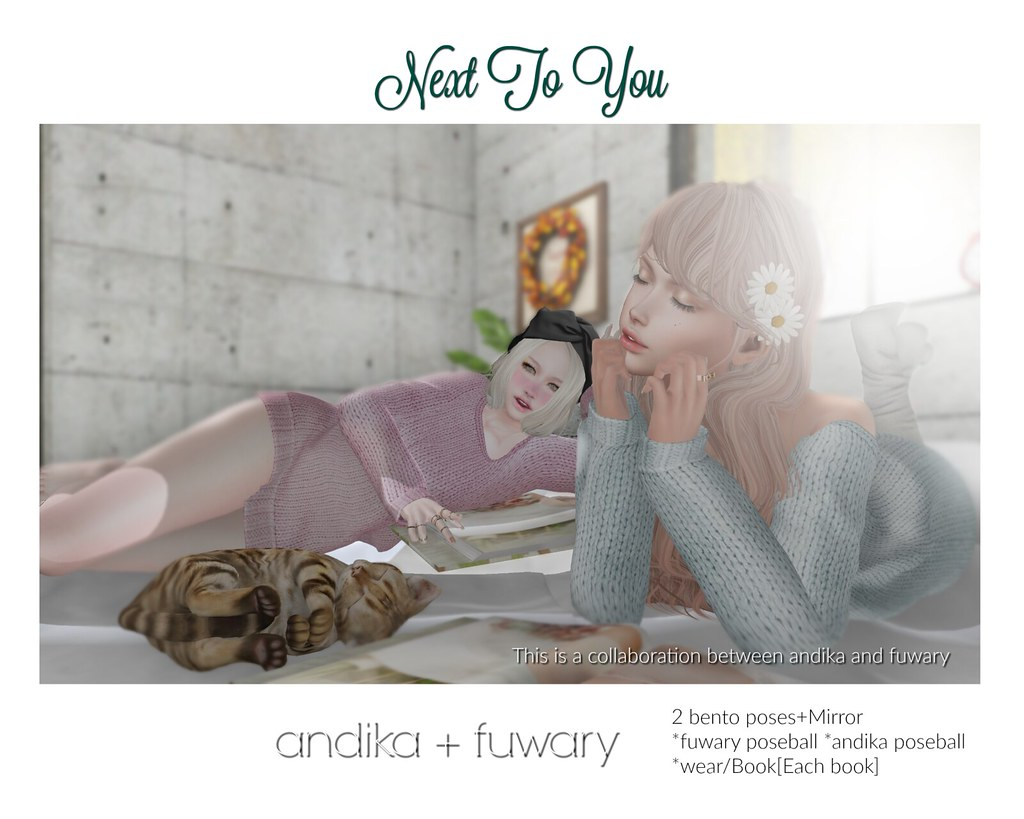 andika+fuwary[Next to You]03pack AD - TeleportHub.com Live!