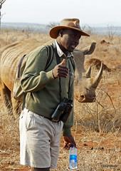 Walking with White Rhino, Mkhaya (23)