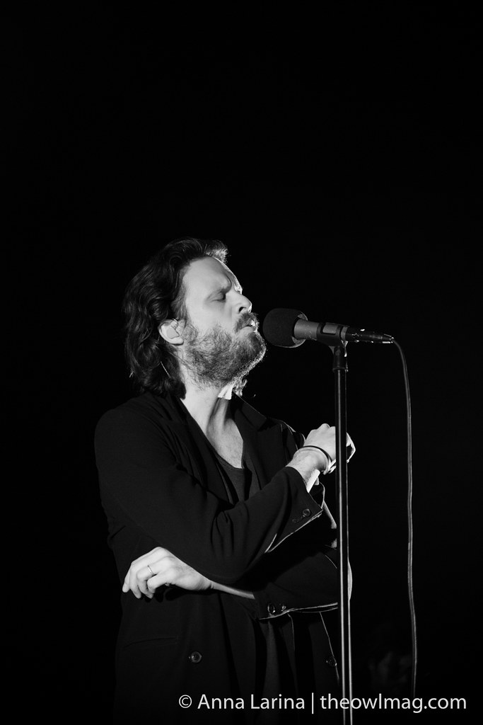 Father John Misty @ Greek Theater LA 101317 012