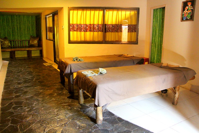 Harris Resort Waterfront Batam: H Spa Couple Massage Room