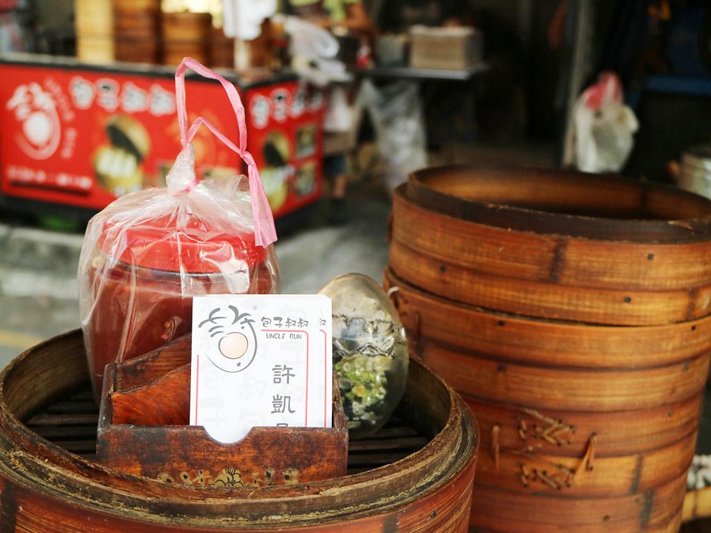 【高雄小吃】三民市場 包子叔叔小籠包。新鮮豬肉餡 最用心的堅持