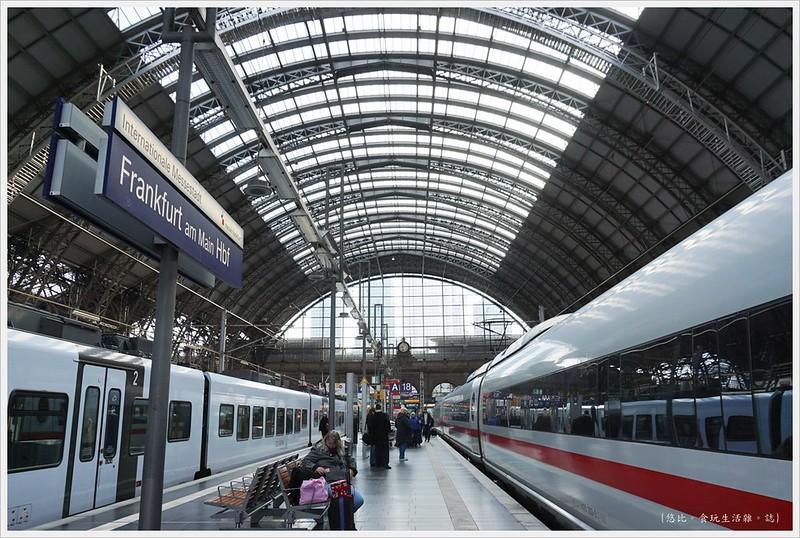 法蘭克福車站-ICE-2